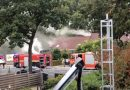 VIDEO: Brand in restaurant 't Veer